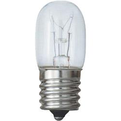ナツメ球 T20110V10WE17C-TM 10W型クリア 白熱電球 T20110V10WE17C-TM
