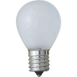 ミニランプ S35110V36WE17W-TM 25W型フロスト 白熱電球