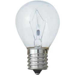 ミニランプ S35110V36WE17C-TM 25W型クリア 白熱電球