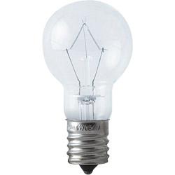 ミニクリプトン球 25W形クリア KR110V22WE17C-TM 白熱電球