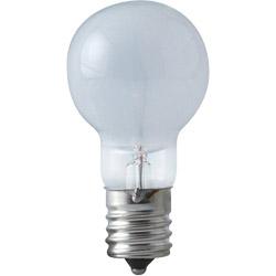 ミニクリプトン球 40W型ホワイト KR110V36WE17W-TM
