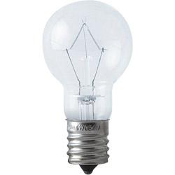 ミニクリプトン球 60W型ホワイト KR110V54WE17C-TM