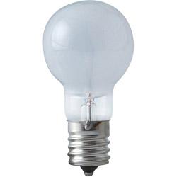 ミニクリプトン球 60W型ホワイト KR110V54WE17W-TM