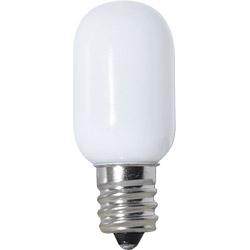 ナツメ球 T20110V5WE12W-TM 5W型ホワイト 白熱電球