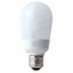 60W相当 電球型蛍光灯(昼光色) EFA15/11D-TM
