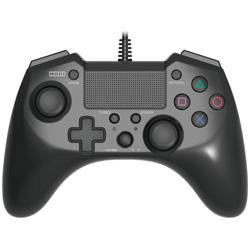【店頭併売品】 PS4用 ホリパッドFPSプラス for PlayStation 4 ブラック [PS4-025]