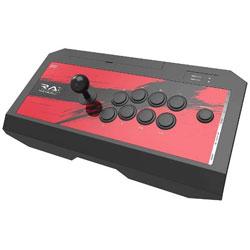リアルアーケードPro.V HAYABUSA ヘッドセット端子付 for PlayStation 4 / PlayStation 3 / PC