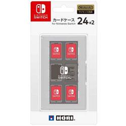 カードケース24+2 for Nintendo Switch ホワイト 【Switch】 [NSW-028]