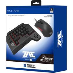 タクティカルアサルトコマンダー キーパッドタイプ K2 for PlayStation4 / PlayStation3 / PC [PS4-124]