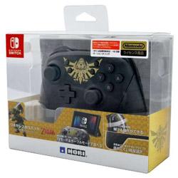 ワイヤレスホリパッド for Nintendo Switch ゼルダの伝説  ワイヤレスホリパッド NSW ゼルダ NSW-098