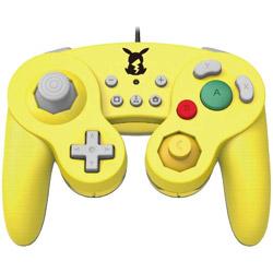 ホリ クラシックコントローラー for Nintendo Switch ピカチュウ NSW-109 NSW-109