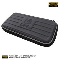 タフポーチ for Nintendo Switch Lite ブラック×グレー NS2-014 【Switch Lite】