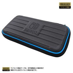 タフポーチ for Nintendo Switch lite ブラック×ブルー NS2-015 【Switch Lite】