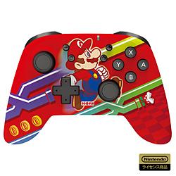 ワイヤレスホリパッド for Nintendo Switch スーパーマリオ エディション NSW-310