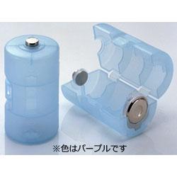 電池スペーサー(パープル) 単3→単1 ADC310PP
