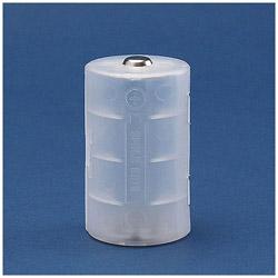 単3が3個で単1電池アダプター ADC311(2個入り)
