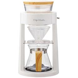 APIX コーヒーメーカー 【ドリップマイスター】 ホワイト ADM-200-WH