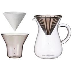 KINTO コーヒーカラフェセット 300ml 27643 プラスチック SCS-02-CC-PL