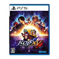 THE KING OF FIGHTERS XV 【PS5ゲームソフト】