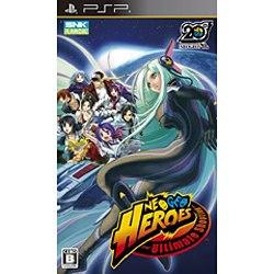 NEOGEO HEROES ~Ultimate Shooting~【PSPゲームソフト】