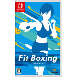 [Used] Fit Boxing [Switch]