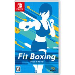 イマジニア Fit Boxing 【Switchゲームソフト】