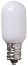 T201205W ナツメ球 T20(E12口金/5W/ホワイト)
