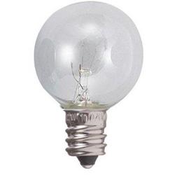 G301205C ベビーボール球(E12口金/クリア)