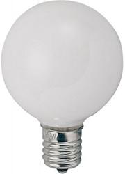 G501760W ベビーボール球 G50(E17口金/60W/ホワイト)