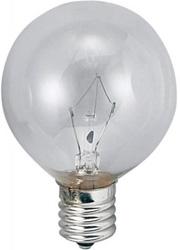 G501760C ベビーボール球 G50(E17口金/60W/クリア)