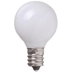 G301205W ベビーボール球(E12口金/ホワイト)