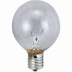 G501410C ベビーボール球(E14口金/クリア)