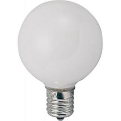 G501705W ベビーボール球(E17口金/ホワイト)