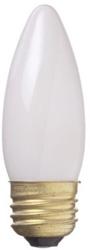 C322610W シャンデリア球 C32(E26口金/10W/ホワイト)