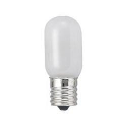 T201210W ナツメ球 T20(E12口金/10W/ホワイト)