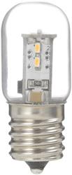 LDT1LG20E17 ナツメ形LEDランプ(電球色/E17口金/クリア)