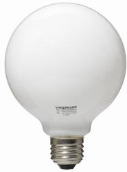 GW100V57W95 ボール電球(60W形/E26口金/ホワイト)