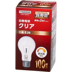 L100V100WCL 長寿命クリア(100W形)