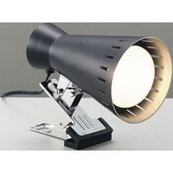 クリップライト ブラックレフランプ 100W Y07CLW100X01BK