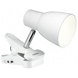 電池式LEDクリップライト (110lm・昼白色) Y07CLLE03W04WH ホワイト