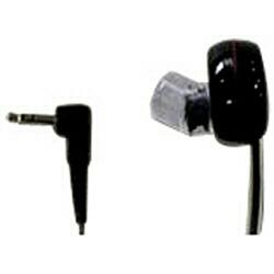 AD-77(ブラック)<1.0mコード> テレビ/ラジオ用片耳イヤホン
