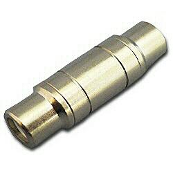 ピンプラグ中継アダプター(ピンプラグメス×1⇔ピンプラグメス×1)AC-11MH