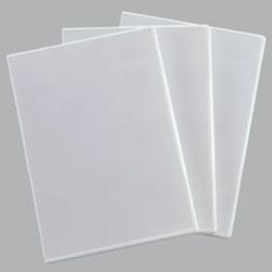 DVDケース (6枚収納 3個パック・ホワイト) DVD-A008-3W