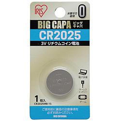 リチウムコイン電池 BIG CAPA 2025型(1個入) CR2025-1S