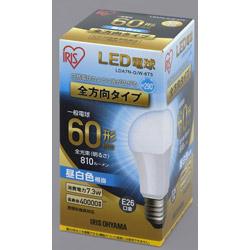 LED電球 E26 全方向 60形相当 昼白色 LDA7N-G/W-6T5