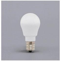調光器対応LED電球 (全光束485lm/電球色相当・口金E17) LDA5L-G-E17D4BK 【ビックカメラグループオリジナル】