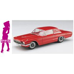 1/24 1966 アメリカン クーペ タイプ T w/ブロンドガールズフィギュア