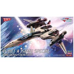 """1/72 マクロスシリーズ VF-19EF/A イサム・スペシャル """"マクロスF"""""""