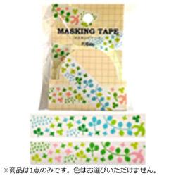 マスキングテープグリーン MKT-64【色指定不可】[生産完了品 在庫限り]