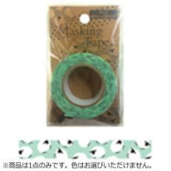 マスキングテープヒツジ2 MKT-72【色指定不可】[生産完了品 在庫限り]
